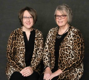 Kim and Dayna-Lakota Agency